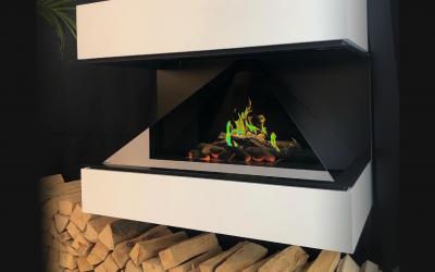 künstliches Feuer mit Stil – der Rüegg Ambiente Fire